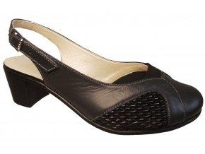 Dámské letní boty Hujo EW 063 šedé