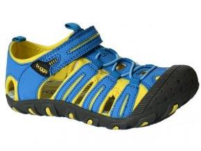 Dětské sportovní sandály Bugga B00097 modré