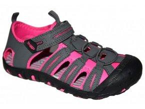 Dětské sportovní sandály Bugga B00118 růžové