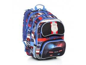 Školní batoh Topgal CHI 794 policie