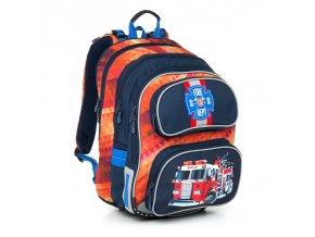 Školní batoh Topgal CHI 793 hasiči
