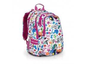 Školní batoh Topgal CHI 701 zvířátka
