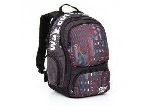 Studentský batoh Topgal HIT 865 C