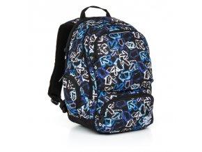 Studentský batoh Topgal HIT 867 D