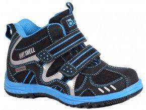 Dětská sportovní kotníková obuv Bugga B080 modrá