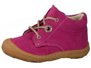 Dětské celoroční boty Ricosta 320 Barefoot růžové