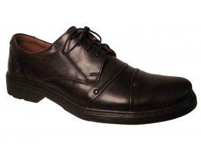 Pánská vycházková obuv Hujo EF 259 hnědá