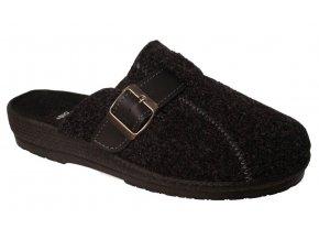 Pánské domácí pantofle Rogallo 6078 šedé