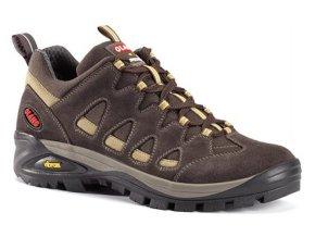 Pánská treková obuv Olang Corvara šedá
