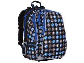 Školní batoh Topgal CHI 745 sportovní motiv