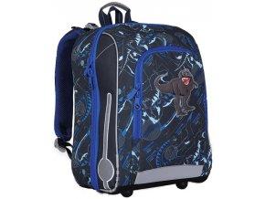 Školní batoh Topgal CHI 736 motiv dinosaura