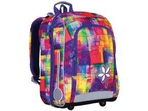 Školní batoh Topgal CHI 735 veselé barvičky