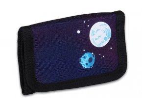 Dětská peněženka Topgal CHI 670 motiv vesmíru