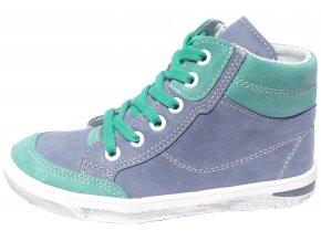 Dětské celoroční boty Jonap 028/M modrá