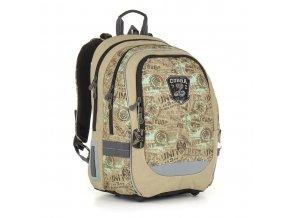 Školní batoh Topgal CHI 872 kobra