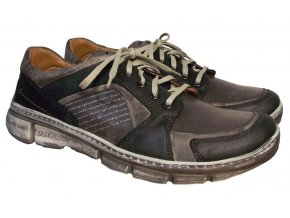 Pánská vycházková obuv Hilby Krisbut 4880 šedá