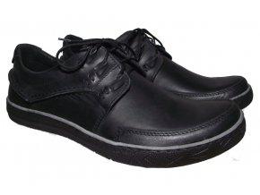 Pánská vycházková obuv Hujo KR 112 černá