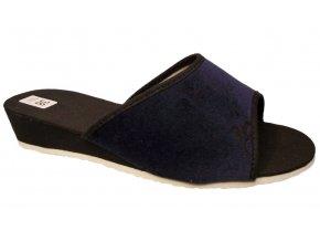 Dámské domácí pantofle Bokap 015 modrá