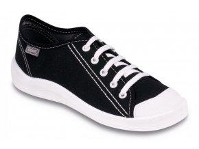 Chlapecké textilní tenisky Befado Tim 244Q009 černá