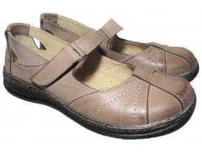 Dámská vycházková obuv Madler AM 591 béžová