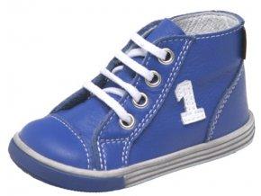 Dětské celoroční kotníkové boty Fare 2151104 modré