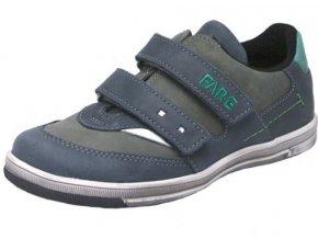 Dětské celoroční boty Fare 2615163 šedé