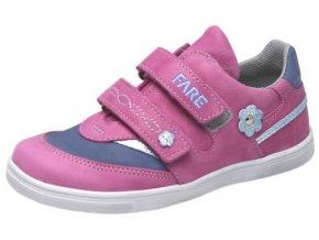 Dětské celoroční boty Fare 2615156 růžové