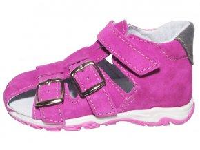 Dětské letní sandálky Jonap 013 růžové