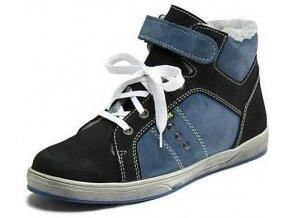 Dětské zimní kotníkové boty Fare 2649211 modrá