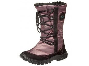 Dětské zimní kotníkové boty Fare 4642491 fialová