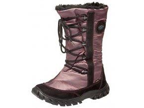 Dětské zimní boty Fare 4642491 fialová