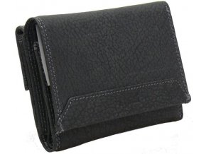 Dámská kožená peněženka Lagen LG-10/W šedá