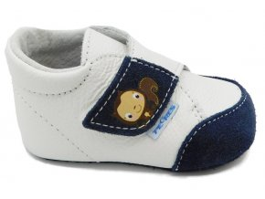 Dětské capáčky Pegres 1091 modrá