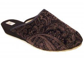 Dámské domácí pantofle Bokap 014 modrá