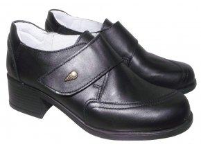 Dámská celoroční obuv Redno 096 006 černá
