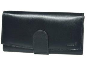 Dámská kožená peněženka Lagen 5152 černá