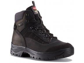 Pánská kotníková treková obuv Olang Nebraska.Tex černá