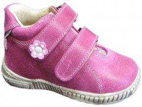 Dětské celoroční boty Pegres 1404 růžová