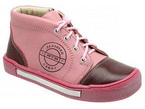 Dětské celoroční boty KTR 149 růžová