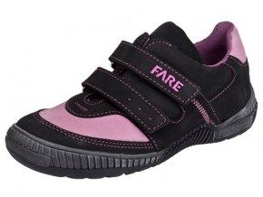 Dětské celoroční boty Fare 2615251 růžové