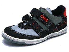 Dětské celoroční boty Fare 2615213 černé