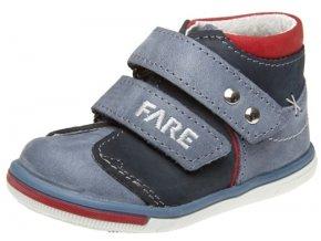 Dětské celoroční kotníkové boty Fare 2127101 modré