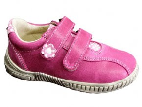 Dětské celoroční boty Pegres 1301 růžová
