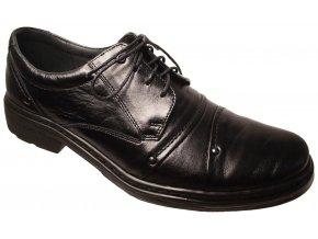 Pánská vycházková obuv Hujo EF 259 černá