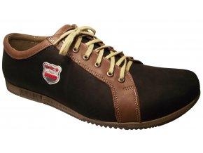Pánská vycházková obuv Hujo 578 hnědá