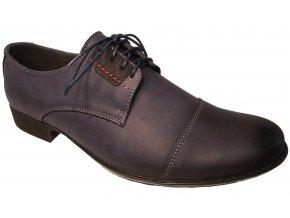 Pánská vycházková obuv Hujo EF 275 modrá