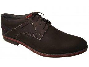Pánská vycházková obuv Hujo F 0346 černá