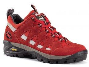 Dámská treková obuv Olang Corvara červená