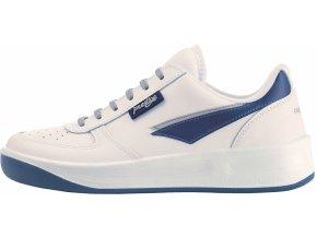Klasická celoroční obuv Prestige bílá