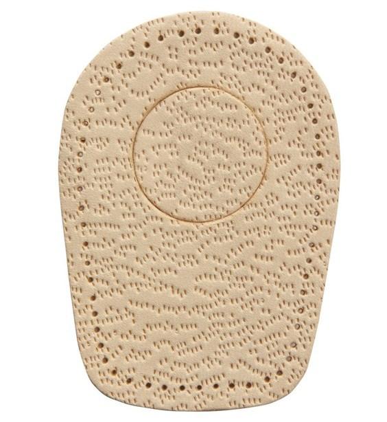 Latexové kožené podpatěnky VTR - patní ostruha Velikost: 41 - 46 (EU)